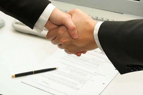 Соглашение о выделении долей у нотариуса
